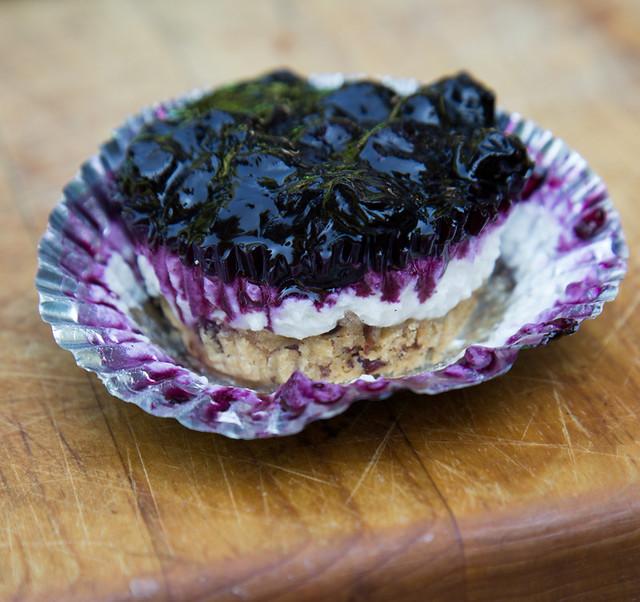Blueberry Yum Yum minis