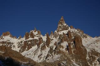 Refugio Frey. Bariloche, Argentina.