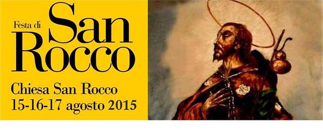 Conversano- Festa di San Rocco agosto