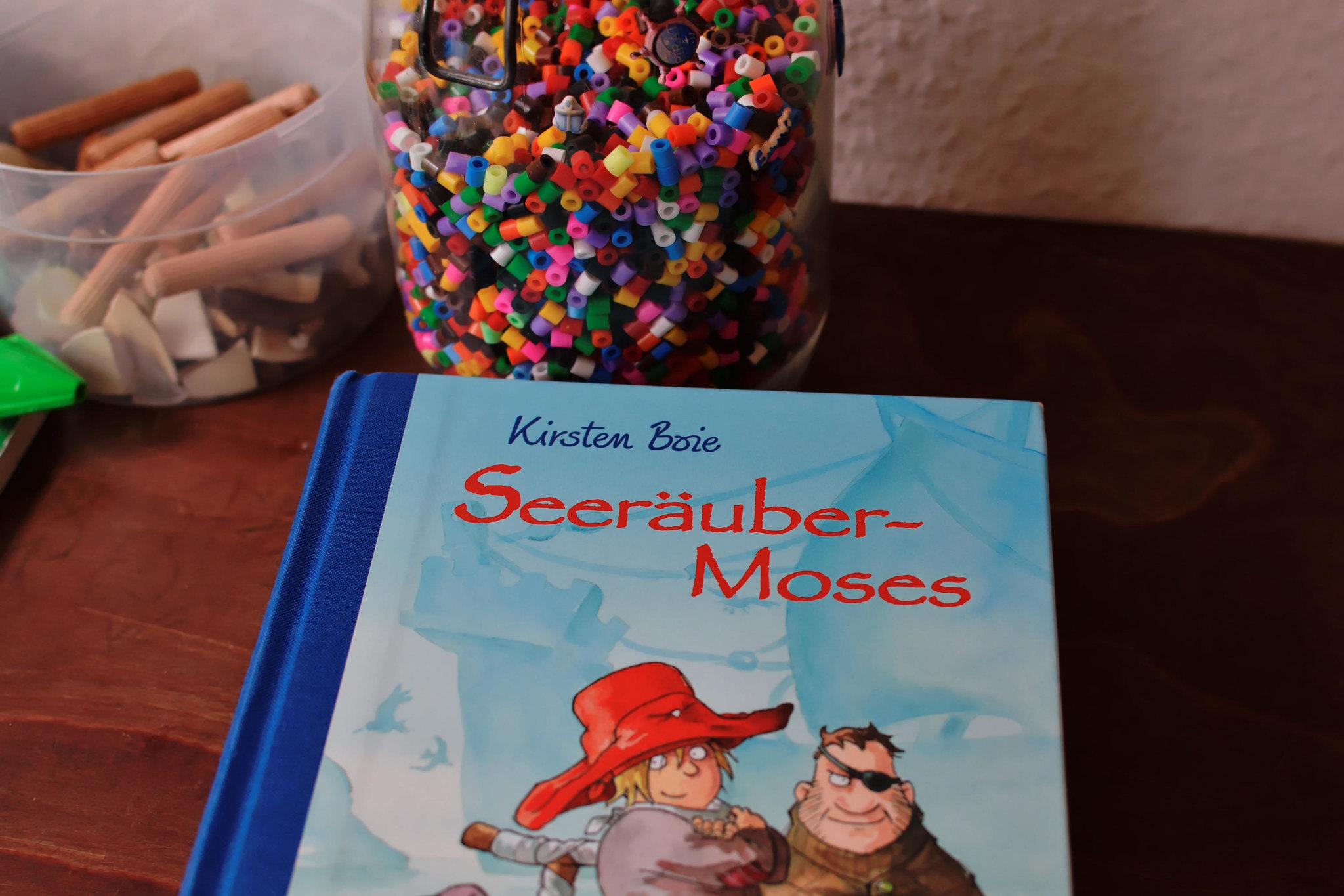Kirsten Boie, Seeräuber Moses