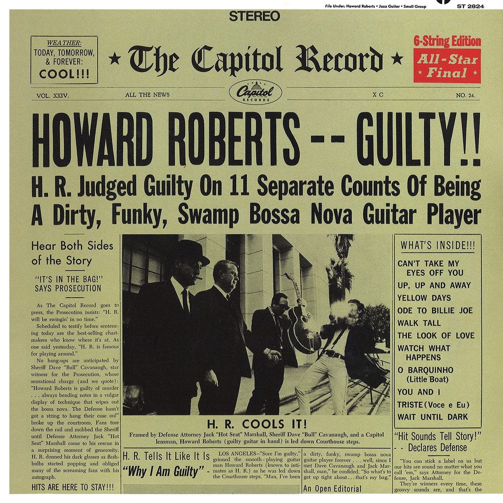Howard Roberts - Guilty