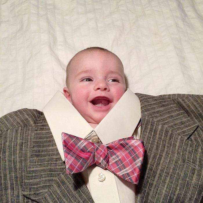 Що робити якщо малюк виріс зі свого одягу