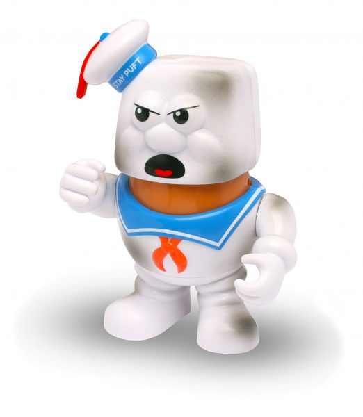 Mr. Potato Head × PPW【魔鬼剋星:戰損版棉花糖蛋頭先生】Toasted Stay Puft Marshmallow Man
