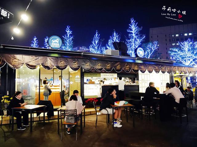 台北一日遊推薦COMMUNE A7信義區貨櫃市集攤位吃喝攻略 (1)