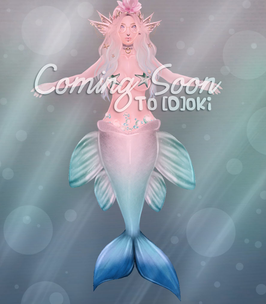 [D]oki - Mermaid Mods - SecondLifeHub.com