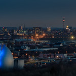 City lights - Dortmund, Germany