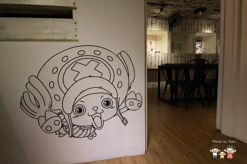 海賊王主題餐廳 035
