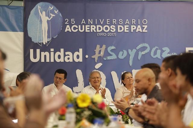 Casa Abierta con Jóvenes #SoyPaz