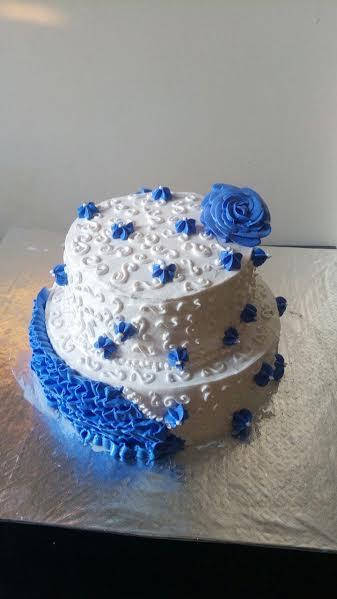 Cake by Sonika Jain