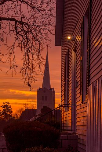 sunrise georgia ga gwinnett lawrenceville church morning