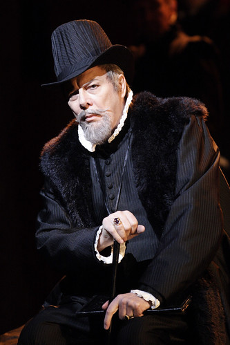 Ferruccio Furlanetto in action.