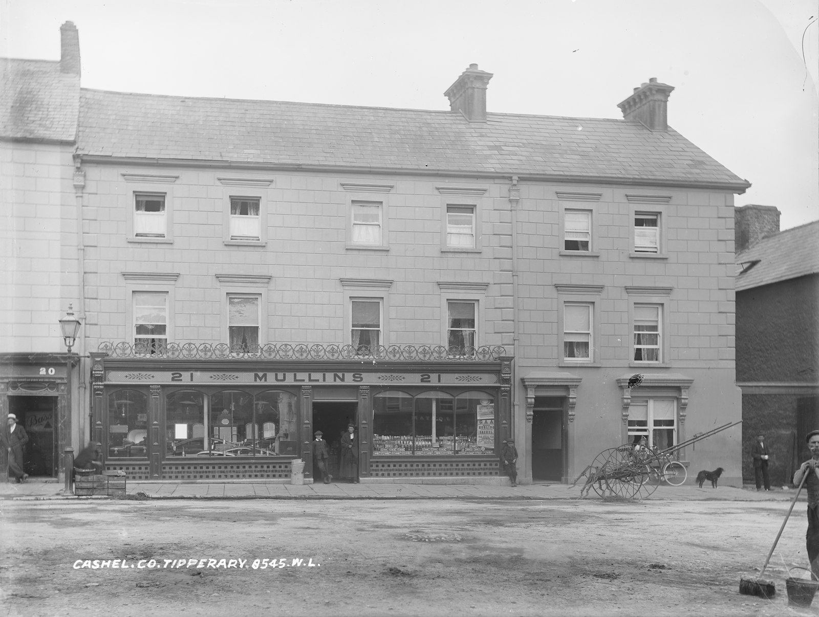 Mullins,Main Street Cashel Co.Tipperary