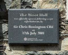 Photo of Slate plaque № 39902