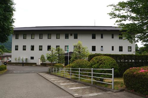 東京電力栃木支店鬼怒川制御所