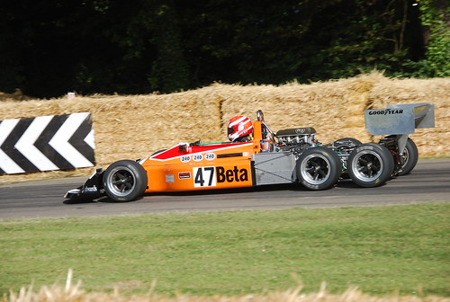 March-Cosworth 2-4-0, Goodwood Festival of Speed 2015