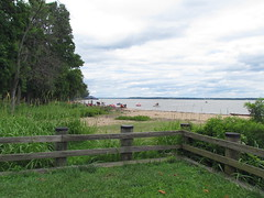 Beach at Leesylvania State Park -- Woodbridge, VA, June 28, 2015