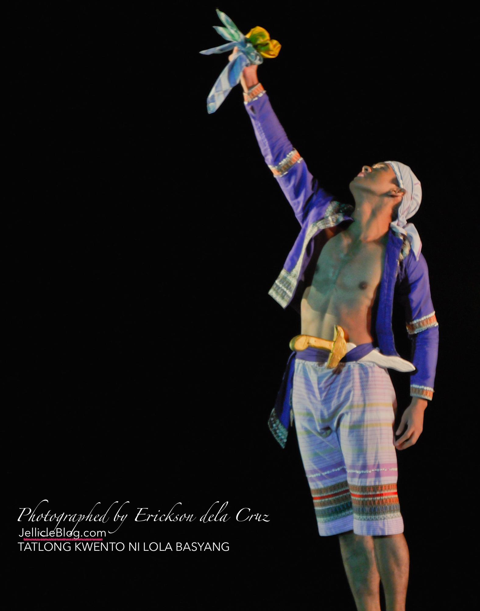 Ballet Manila's TALONG KWENTO NI LOLA BASYANG