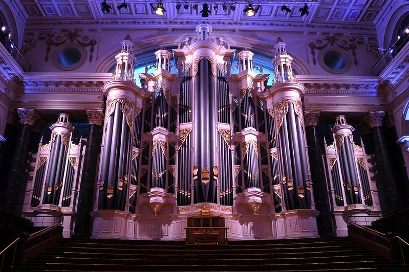 Sydney Town Hall:Centennial Hall