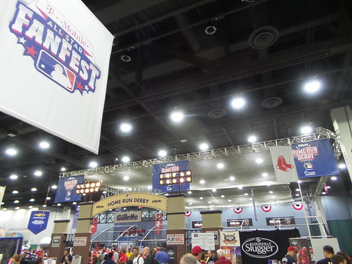 MLB All-Star FanFest Friday