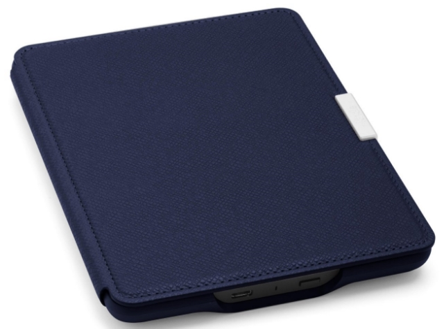 funda color azul Kindle Paperwhite