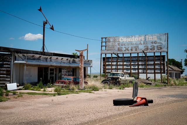 Cuervo, New Mexico