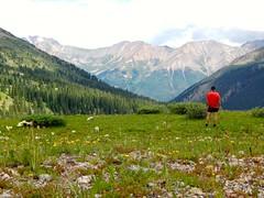 Colorado Trail - Collegiate West day 2