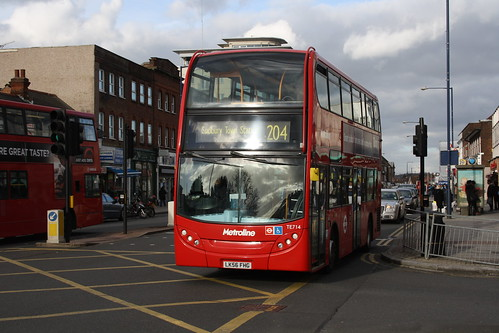 Metroline TE714 LK56FHG