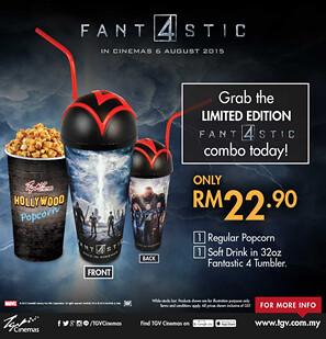Exclusive Fantastic Four MovieClub Card