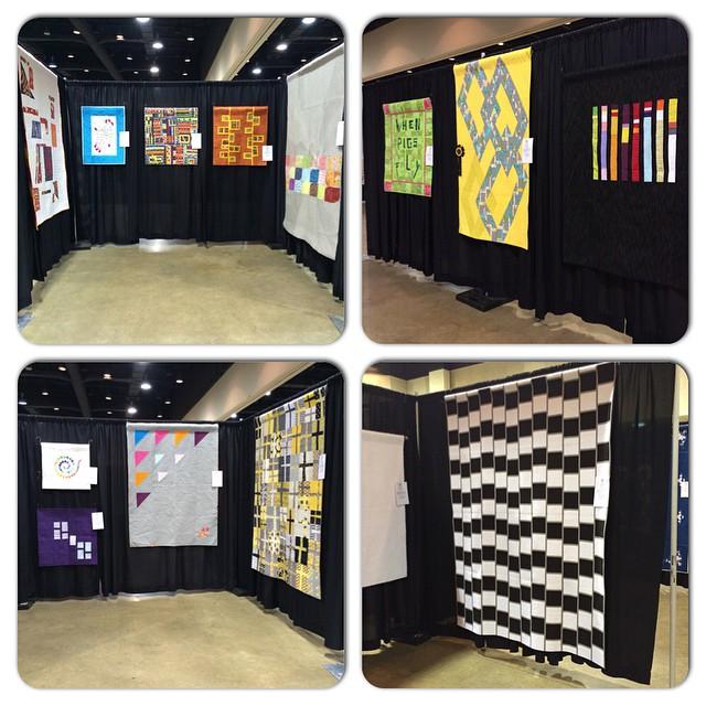 Christa Quilts Modern NQA Show