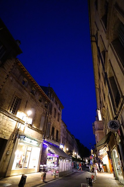 150705 Honeymoon Day1- [France. Provence] Avignon 市區