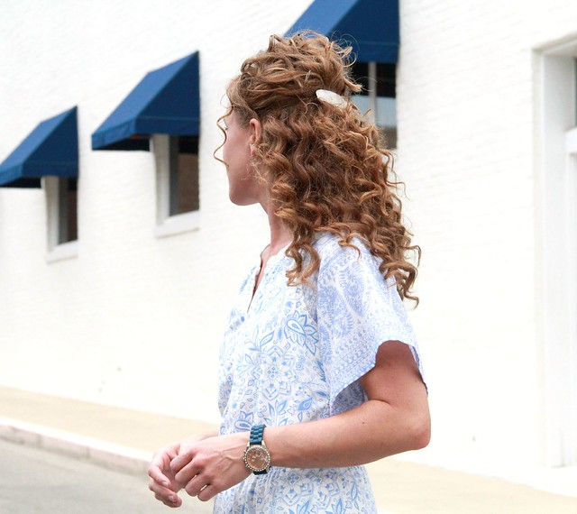 how to refashion a sleeveless dress to be modest