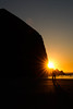Sunset @ Haystack Rock, Cannon Beach, OR by gks18