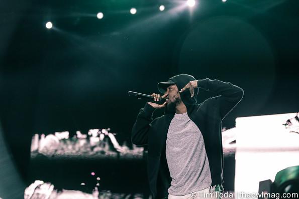 Kendrick Lamar - OSL 2015-2