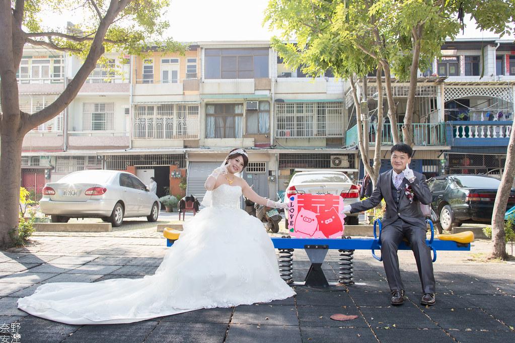 台南婚攝-炳男&慧玲-迎娶儀式 (100)