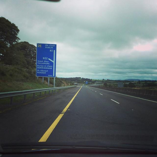 Roadtrip to Kilkenny.