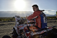 Dakar 2017: Сергей Карякин на 11 месте после трех спецучастков