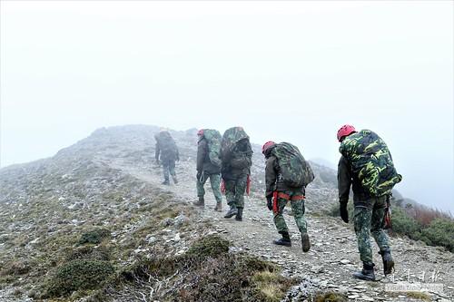105年「高寒地救援訓練班」期末測驗