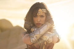Wonder Woman Shoots