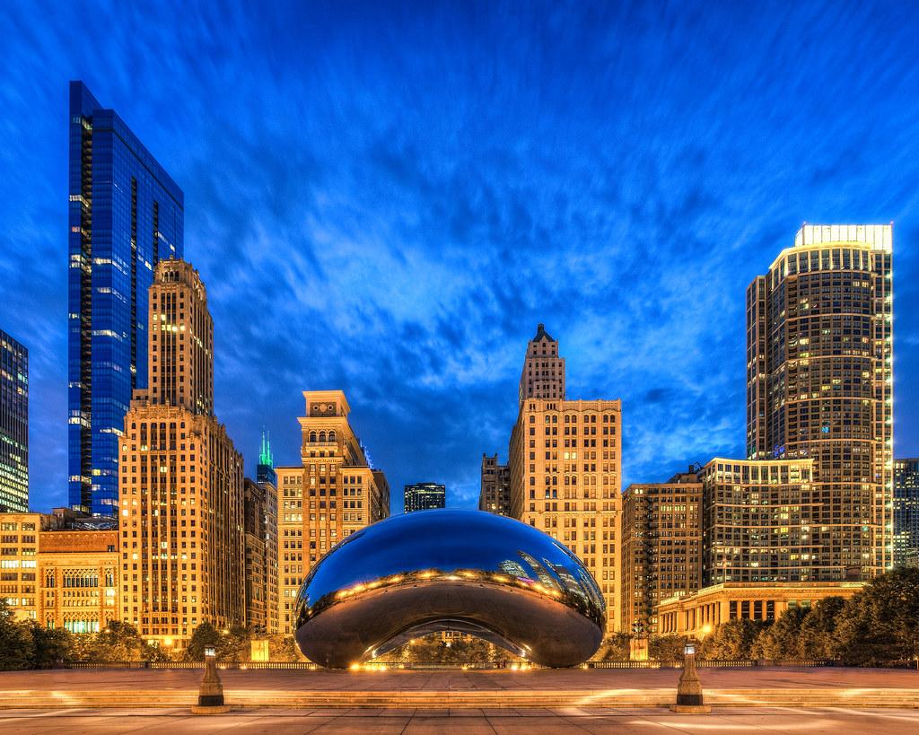 The Bean - Chicago, IL...