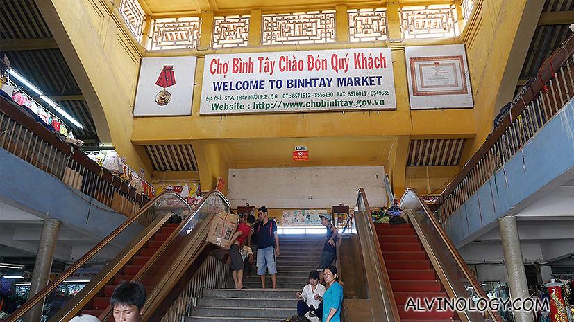 Binhtay market