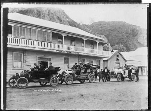 Whakatane Hotel.