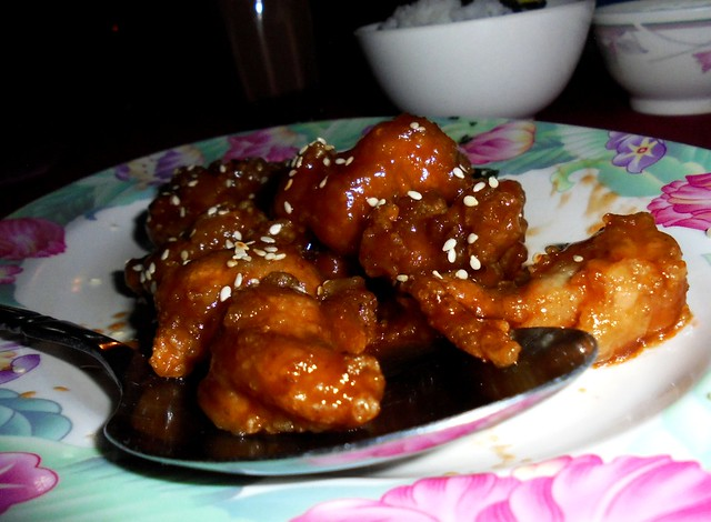Ruby sweet and sour spare ribs