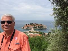 241. Sveti Stefan resort Montenegro