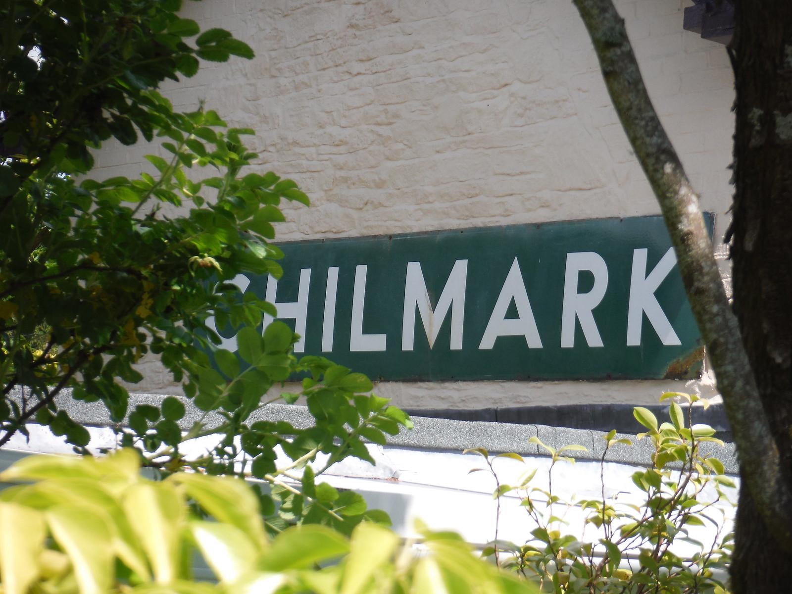 Back of Ellan Thie SWC Walk 249 Tisbury Circular via Dinton and Fovant
