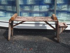 bench, furniture, wood, table,