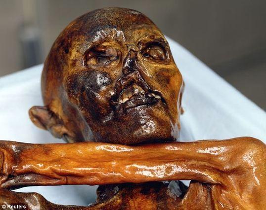 Bí ẩn lời nguyền xác ướp - Người băng Otzi 28930 | @scoopit http://t.co/mmPrzyX9mw