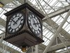 Clock , Glasgow Central Station
