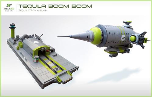 Tequila Boom Boom Angles - DA2