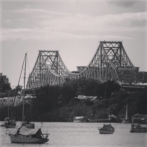 Happy Birthday, old lady! #StoryBridge75
