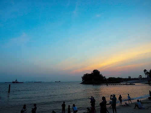 travel sunset beach wings singapore glow time dusk jul studios sentosa 日落 07 旅遊 夕照 晚霞 2015 海灘 七月 新加坡 聖淘沙 時光之翼